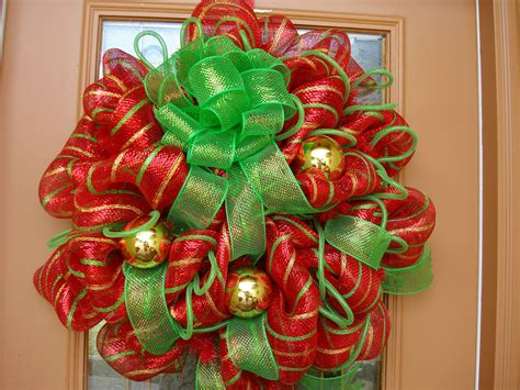 mesh wreath 30 beautiful and creative handmade wreaths