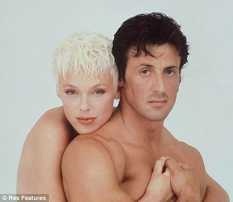 brigitte nielsen reveals all about her brief romance with