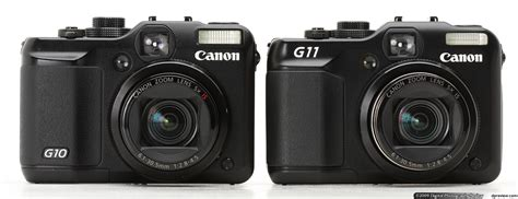 canon g10 canon powershot g11 review digital photography review