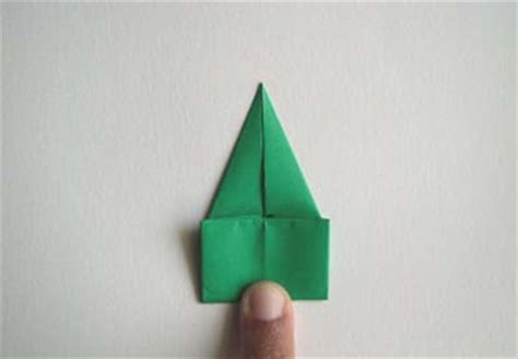 Origami Hopping Frog - easy origami frog simple origami hopping