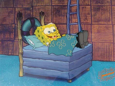 spongebob in bed spongebob sick in bed pictures to pin on pinterest thepinsta