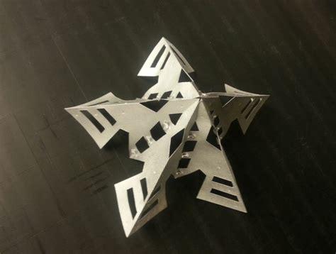 origami paper vancouver ubc student creates self folding paper origami