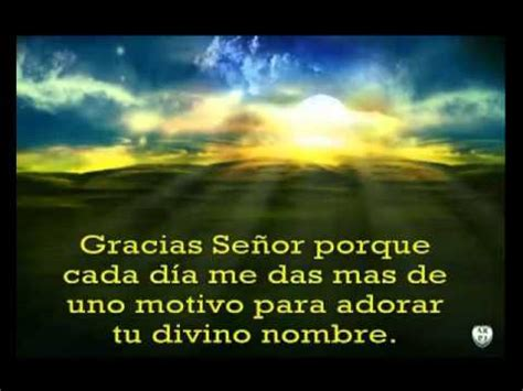 imagenes biblicas de gracias oscar medina se 241 or te doy gracias youtube