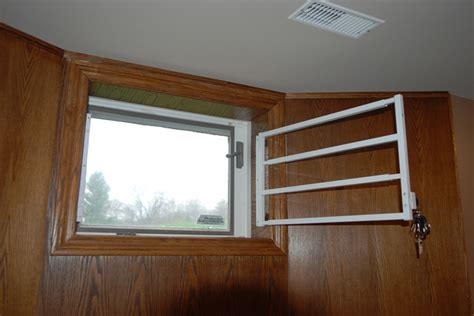 secure basement windows window guards and window security bars metalex security