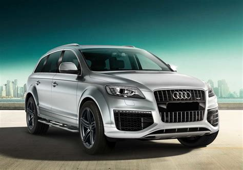 2018 audi q7 release date and price 2018 car reviews