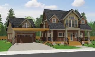 Craftsman Home Designs by Craftsman Style Homeplans Find House Plans