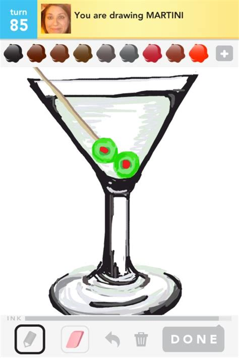 martini drawing martini drawings how to draw martini in draw something