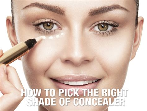 the right shade of how to the right shade of concealer the mineral miracle