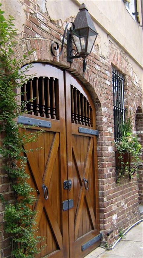 Carriage Barn Doors Around The Worlds Stables And Charleston Sc On