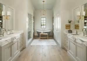 Hardwood Floor Bathroom Family Home With Timeless Interiors Home Bunch Interior Design Ideas