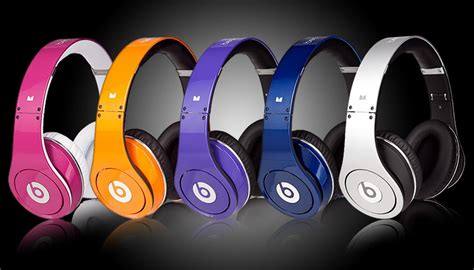 beats color limited edition colors beats by dr dre studio headphones