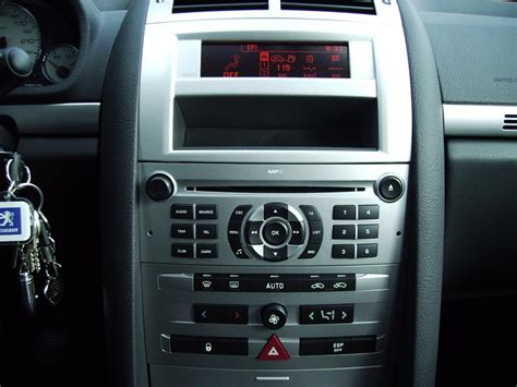 Interior Images by Car Picker Peugeot 407 Interior Images