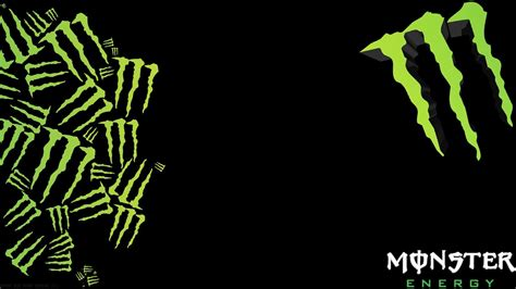 Monsters Logo 1 energy logo wallpapers 72 images