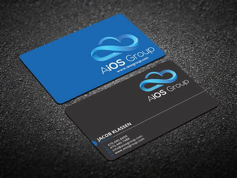business card information template information technology business cards exles gallery