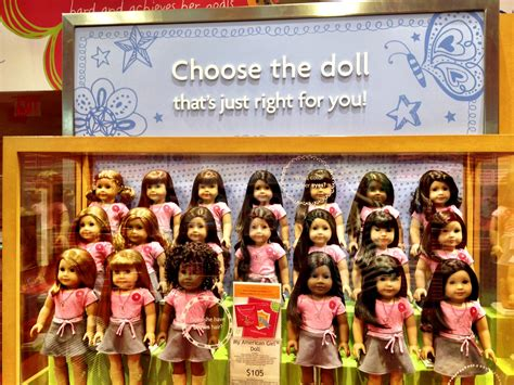 Chicago Home Decor Stores american girl doll store can t wait to take my