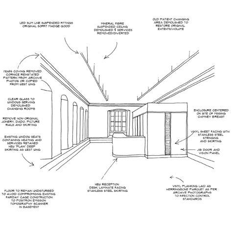 concept design vasant kunj sector a st bart s hospital east wing