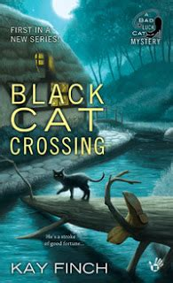 the black cat knocks on wood a bad luck cat mystery book 2 books the book review the black cat knocks on wood by finch