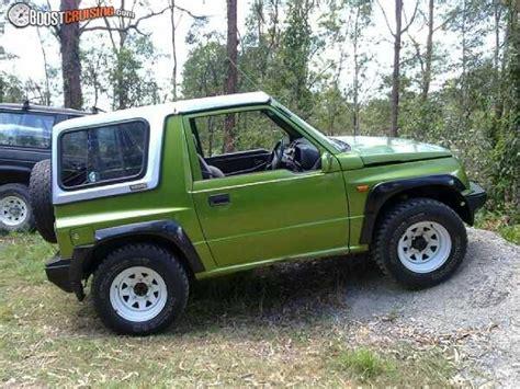 1994 Suzuki Vitara 1994 Suzuki Vitara Swb Soft Boostcruising