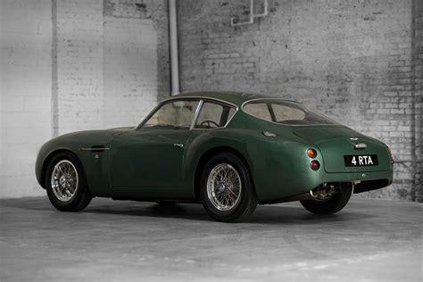 Aston Martin Db4gt by 1962 Aston Martin Db4gt Zagato