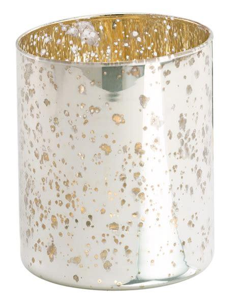 kerzenhalter vintage shabby chic glaswindlicht silber gl 228 nzend teelichthalter