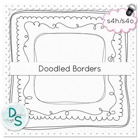 doodle font free commercial use doodle borders doodles and commercial on