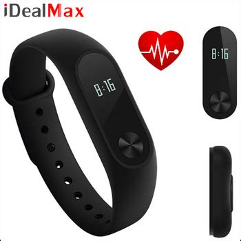 New Original 100 Xiaomi Mi Band 2 2016 new 100 original xiaomi mi band 2 oled screen touch