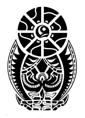 48 coolest polynesian tattoo designs best polynesia tattoos design2 1 jpg