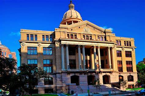 harris county courthouse of 1910