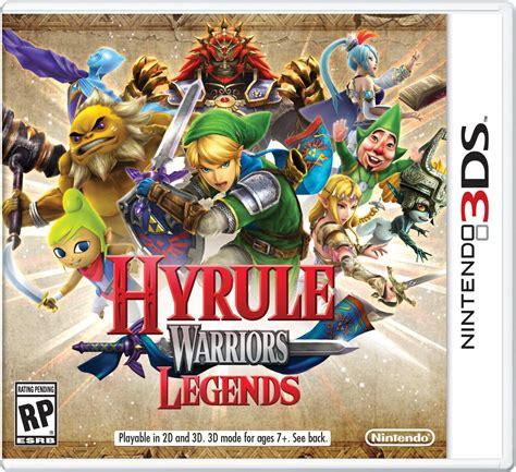 Kaset 3ds Hyrule Warriors Legends hyrule warriors legends 3ds review rectify gaming
