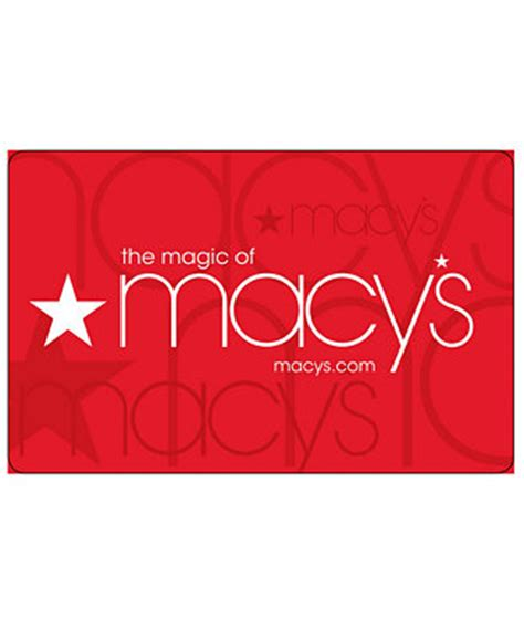 Macy S Credit Card Letter The Magic Of Macy S Gift Card With Letter All Occasions Gift Cards Macy S