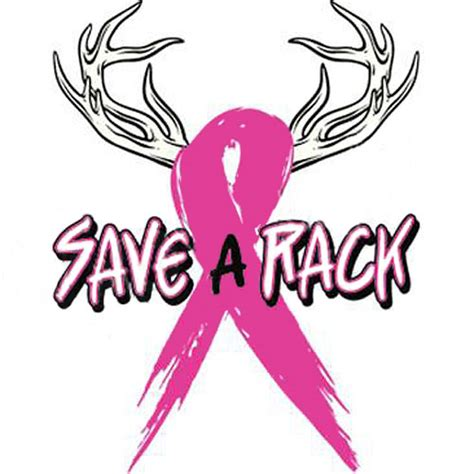 Save A Rack by Save A Rack Breast Cancer Ribbon Apron