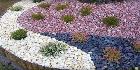 decoracion del jardin con piedras 16 hermosas ideas para decorar tu jard 237 n con piedras upsocl