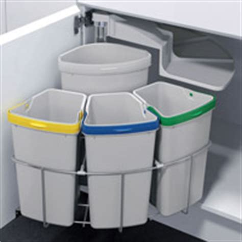 Kitchen Waste Solutions by 3 Kitchen Accessories Gain Space Look At These