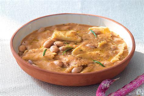 ricette e cucina ricetta pasta e fagioli ricetta classica le ricette de