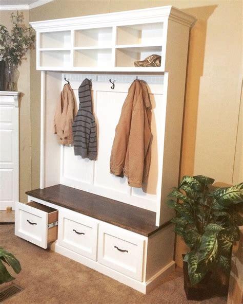 entryway coat rack and storage bench best 25 split level entryway ideas on split