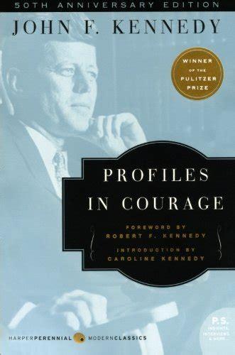 jfk profiles in courage essay