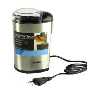 Coffee Grinder Electric Electric Coffee Grinder Us Machine