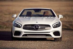 Mercedes Cers Mercedes Sl450 And The Myth Of Mega Horsepower Wsj
