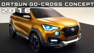 datsun go review 2016 datsun go cross concept review rendered price specs