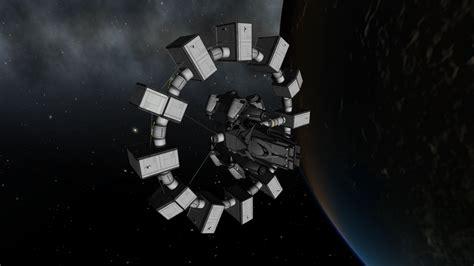 Endurance Interstellar Spacecraft Design