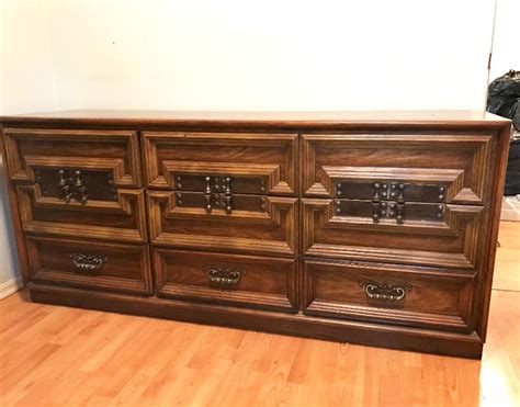 Sklar Furniture peppler sklar furniture vintage dresser project wood sideboard buffet esquimalt