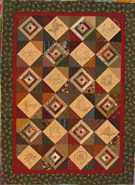Cabin Creek Quilts by Cabin Creek Woodlands Quilt
