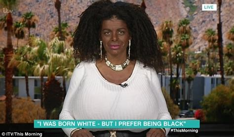 martina big dark skin white glamour model martina big wants an african nose