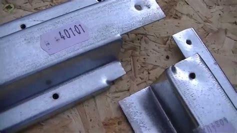 yardmaster metal shed instructions part  base assembly