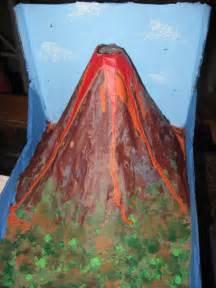 Как сделать вулкана своими руками