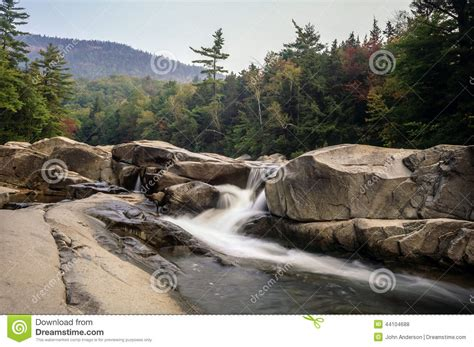 the and of dominick davidner middle falls time travel novel volume 3 books new hshire white mountains in autumn stock photo