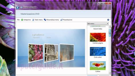 video tutorial revit italiano gratis windows 7 dvd maker creare un dvd video tutorial italiano