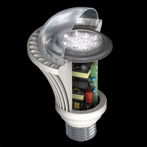 how do led light bulbs work? electrical engineering