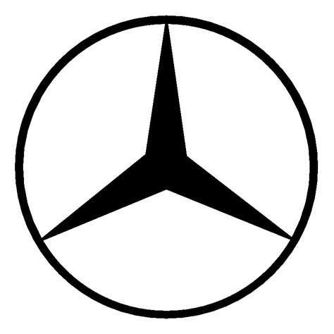 logo mercedes benz vector mercedes benz new logo eps
