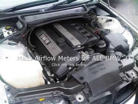 Auto Maf by Bmw E60 Mass Airflow Meter Maf Afm Replace Your Maf
